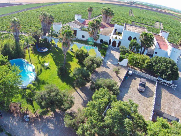 Cortijo Andalousie Jerez acheter immobiliere espagne