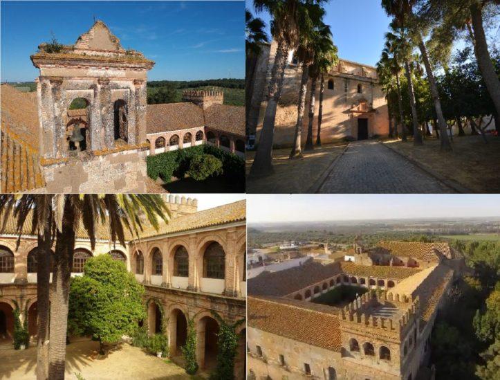 Monastere Seville Andalousie Acheter Immobilier Espagne 1