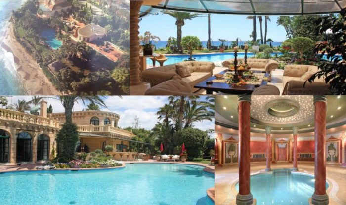 4 Villa Villas Moana Mijas acheter immobilier en Espagne ensemble