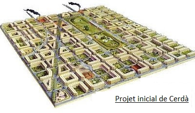 Cerda manzana Eixample Barcelone 4 acheter immobilier en Espagne