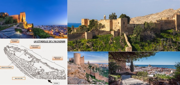 Almeria acheter immobilier en Espagne 2 Alcazaba