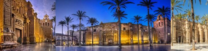 Almeria acheter immobilier en Espagne 30 cathédrale
