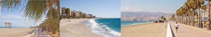 Almeria acheter immobilier en Espagne 8 plages