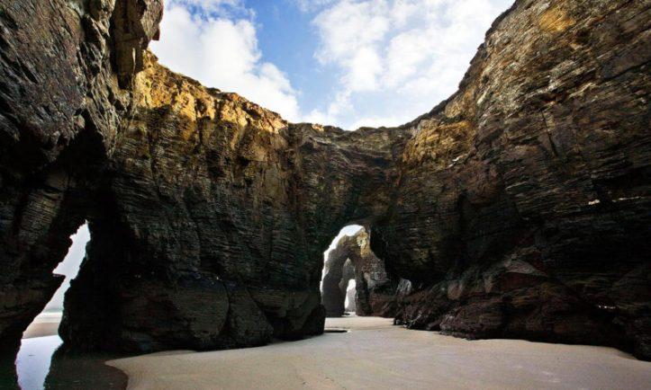 Playa de las Catedrales - Galice acheter immobilier Espagne