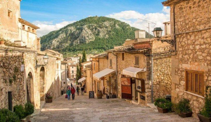 Pollenca village acheter immobilier en Espagne