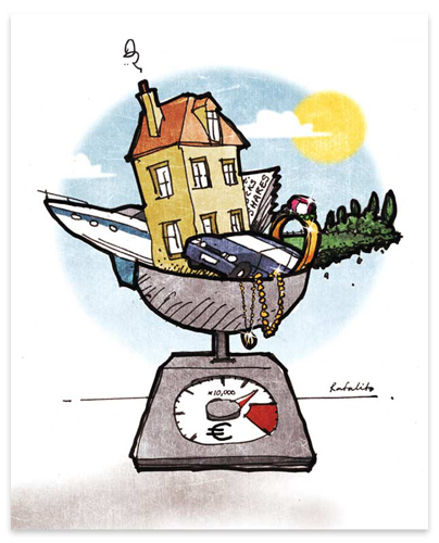 Impot sur la fortune Impuesto Patrimonio acheter immobilier en Espagne 2