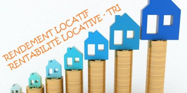 rendement locatif immobilier