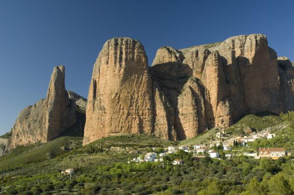Mallos de Riglos Aragon -acheter immobilier en Espagne