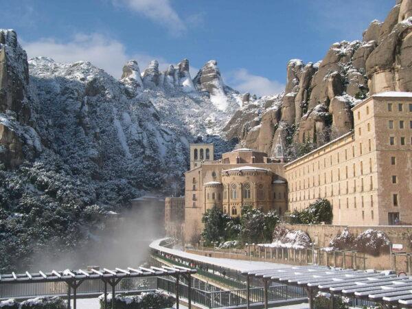 Monastere Montserrat Catalogne-acheter-immobilier-Espagne