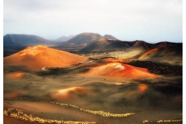 Montañas del Fuego Timanfaya Lanzarote -acheter-immobilier-Espagne