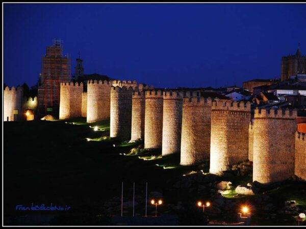 muralla romanica de Avila-acheter immobilier en Espagne