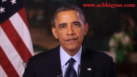 Barack Obama Biography In Hindi