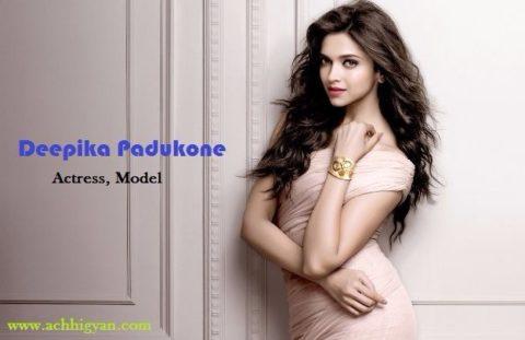 Deepika Padukone Biography In hindi