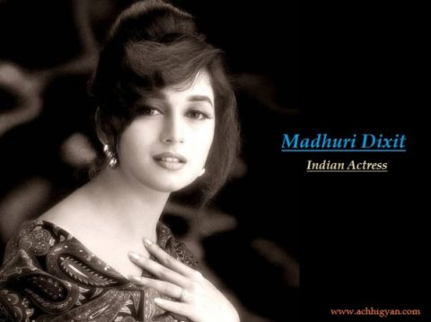 Madhuri Dixit Biography In Hindi