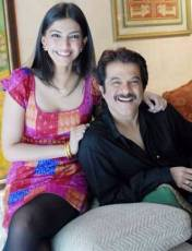 Sonam Kapoor & Anil Kapoor