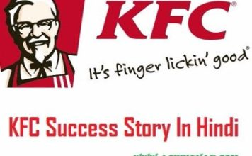 KFC Success Story In Hindi With KFC Brand Story,