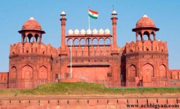 दिल्ली लाल किले का इतिहास | Red Fort Delhi History In Hindi