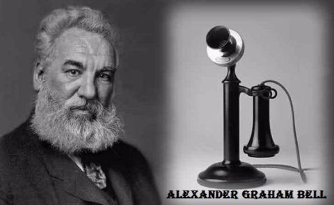 टेलीफोन अविष्कारक ऐलेक्ज़ैन्डर ग्राहम बेल Alexander Graham Bell Biography In Hindi