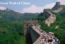 'चीन की विशाल दीवार' के बारे में 22 मजेदार तथ्य | China Great Wall Facts In Hindi