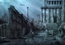 Lost City of Atlantis Story in Hindi