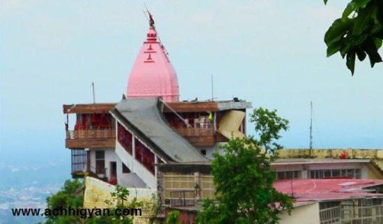 चंडी देवी मंदिर हरिद्वार का इतिहास   Chandi Devi Temple History in Hindi
