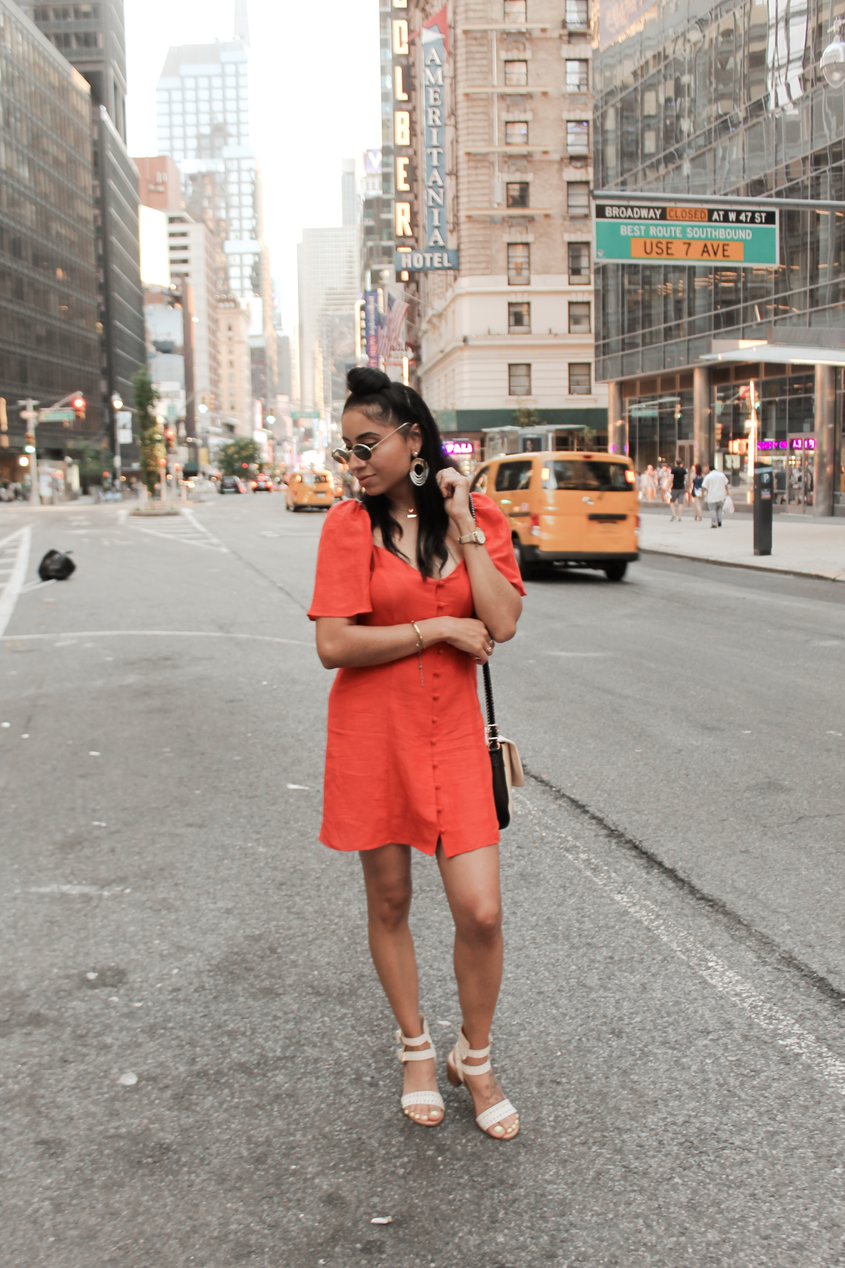 Chic and the City…