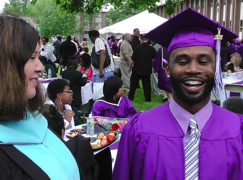 ACE - Harcum College Graduation