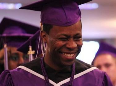 ACE Graduation Sylvester
