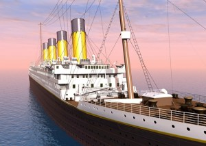 Business lessons from the Titanic