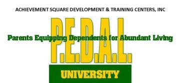 PEDALUniversity Logo NEW