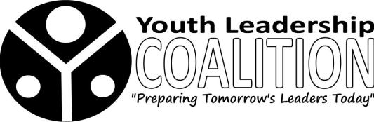 DMV Youth Leadership Coalition Banner, 12-14-18