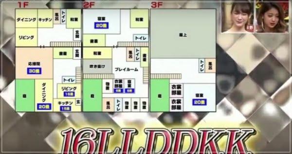 藤井サチ 自宅 豪邸公開 画像 間取り セレブ