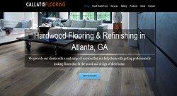 Callatis Hardwood Flooring Installation