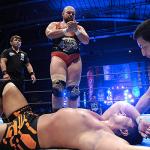 NJPW G1 CLIMAX 27 ビッグパレットふくしま大会 小島選手が見せるプロレスの奥深さに酔いしれろ!
