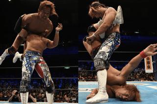NJPW G1 CLIMAX 27 両国大会1日目 内藤、棚橋に激勝しついに王手へ!底無しのZSJワールド炸裂!