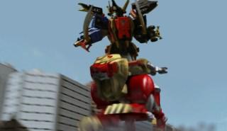海賊戦隊ゴーカイジャー 09〜10感想 ガオレンジャーの大いなる力をゲットだぜ!!見よ、ガオゴーカイオーの勇姿を。。。