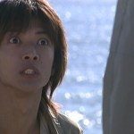 【ライダークロニクル】仮面ライダーブレイド 6話感想 カリスの正体はムッコロさんだす。血も緑色だし…