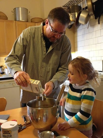 Cooking and Eating with Kids: Social, Communal, Controllable