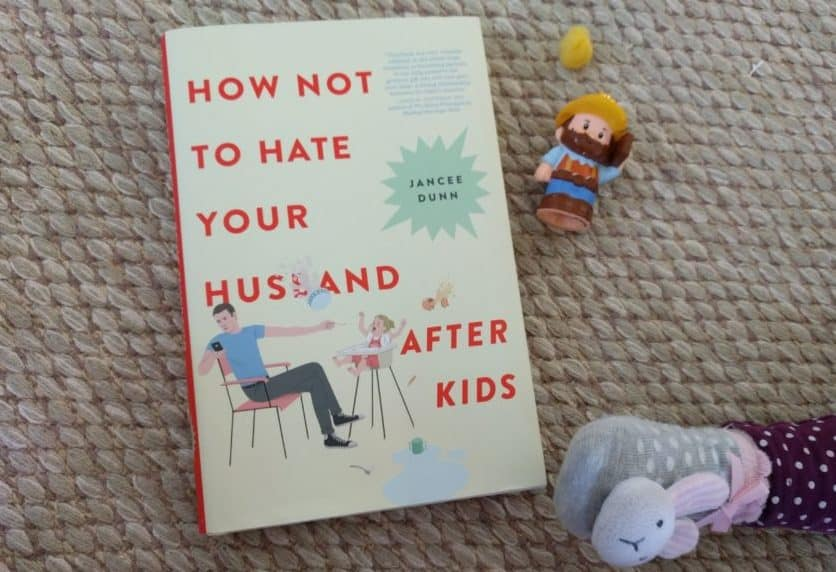 My Interview with Someone Who Does NOT Hate Her Husband – Jancee Dunn