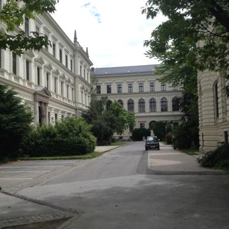University of Graz Campus