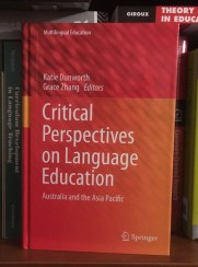Cover Page of Critical Perspectives on Language Education
