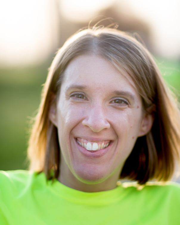 Headshot of Amy Saffell