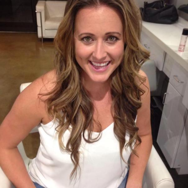 Headshot of Carrie Redmon