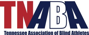 Tennessee Association of Blind Athletes (TNABA) Logo