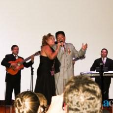 Claudio y Ana Lucía