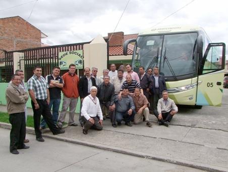 Bus Azuay