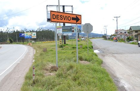 Via Cuenca Girón