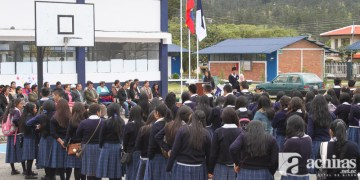 Colegio Rafael Chico P.