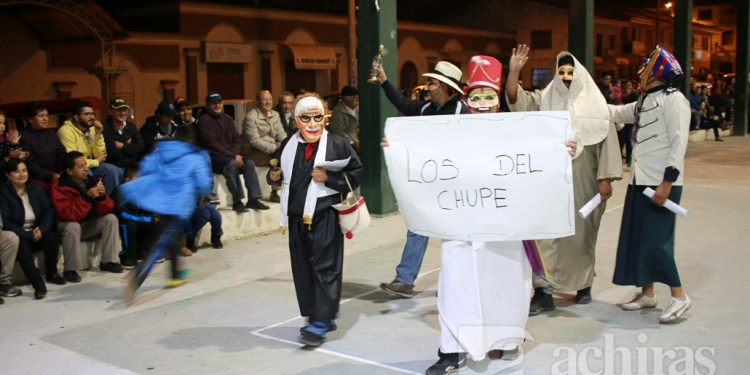 """""""Los del chupe"""""""