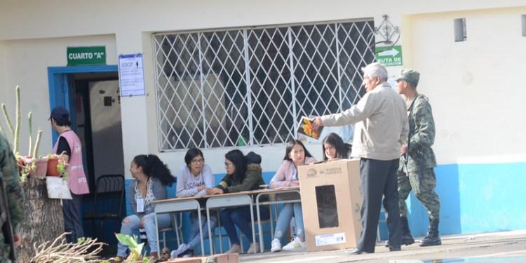 ELECCIONES GIRÓN